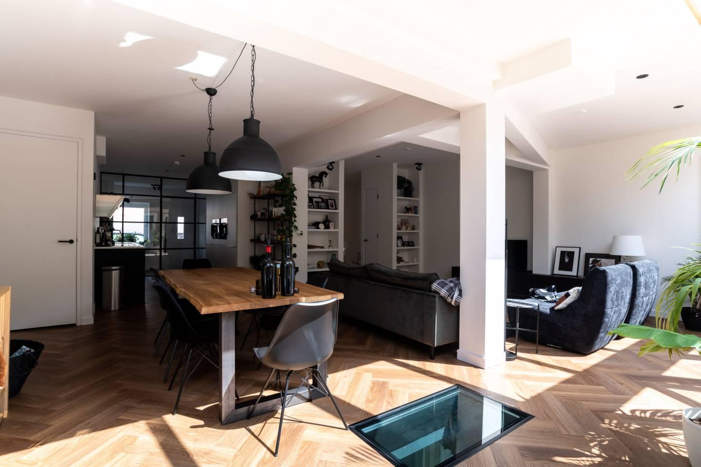 Verbouwing appartement Bouwman